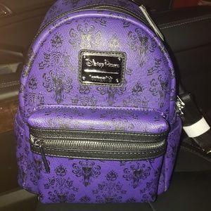 Disney Mini Backpack Haunted Mansion